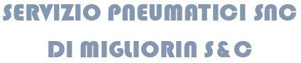SERVIZIO PNEUMATICI SNC DI MIGLIORIN S&C
